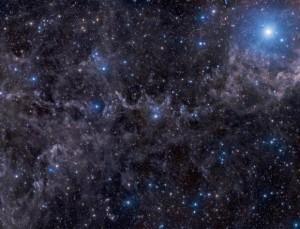 Αστέρια σε έναν Σκονισμένο Ουρανό