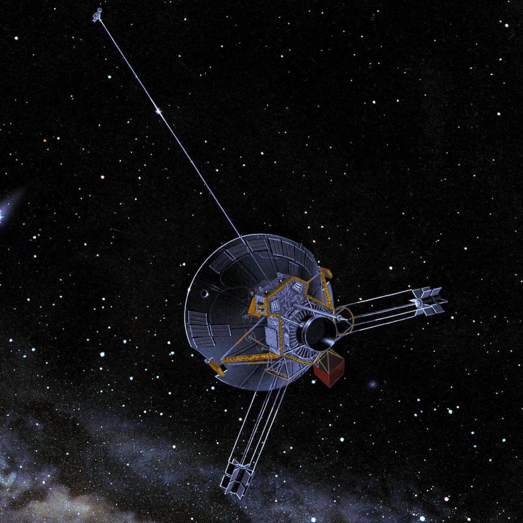 Τέσσερις Δεκαετίες του Θαρραλέου Pioneer 11