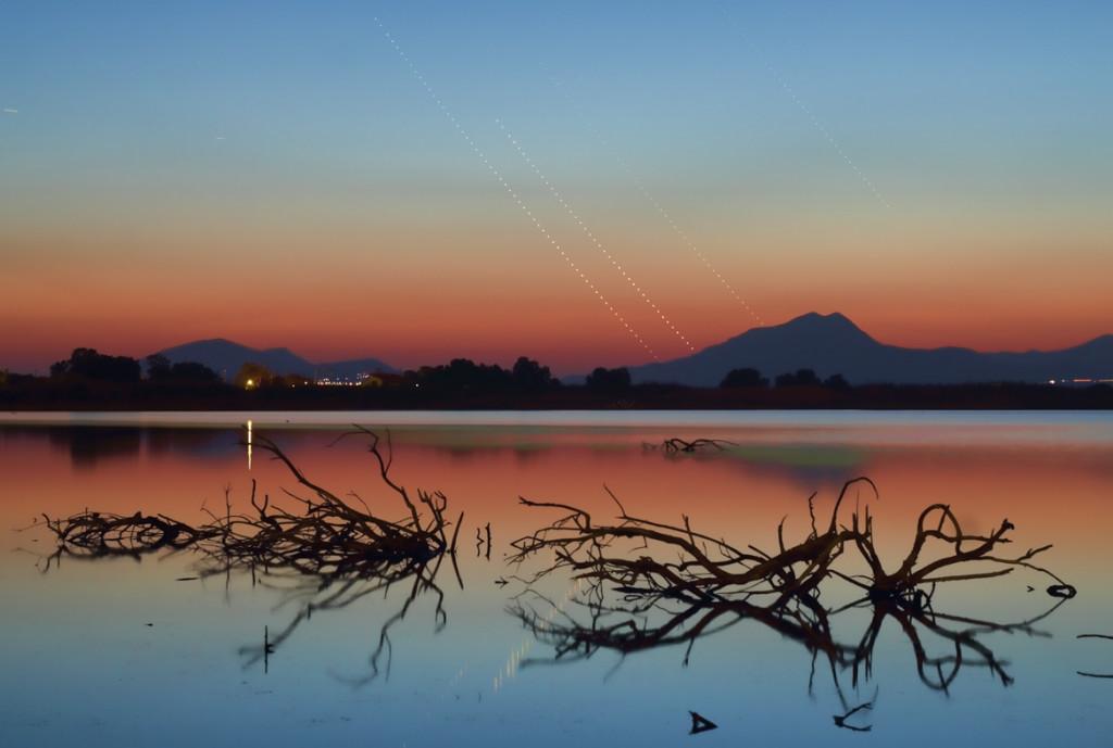 Ηλιοβασίλεμα Τεσσάρων Πλανητών