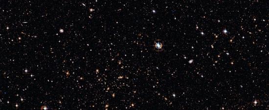 Μια Θάλασσα από Γαλαξίες