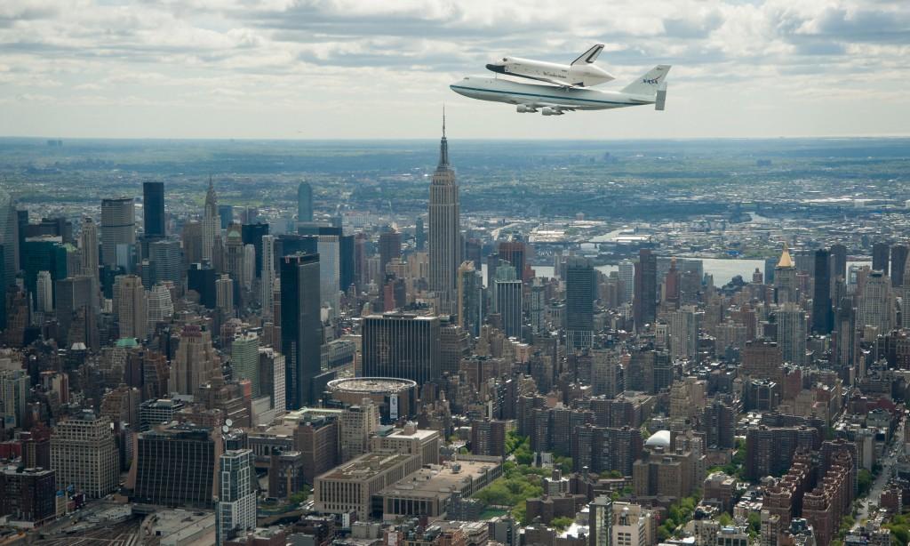Το Enterprise στη Νέα Υόρκη