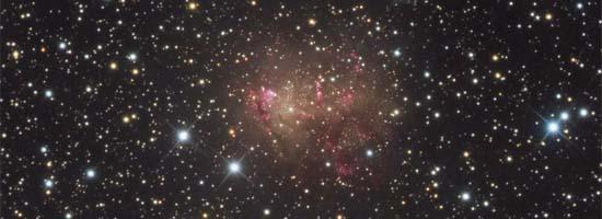 Σχηματισμός Νέων Άστρων