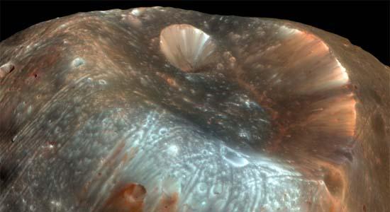 Κρατήρας Stickney