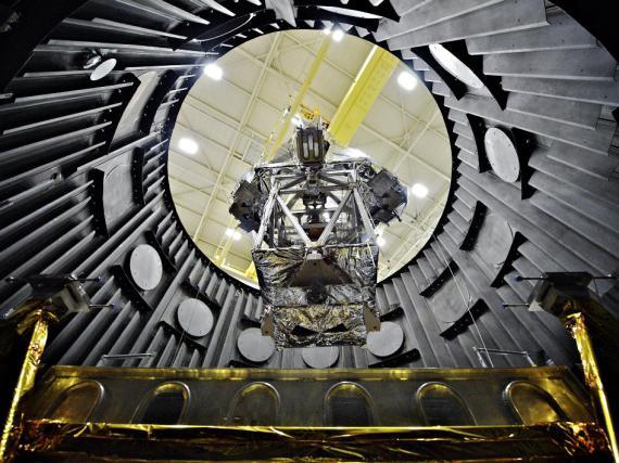 Δοκιμάζοντας το Τηλεσκόπιο Webb