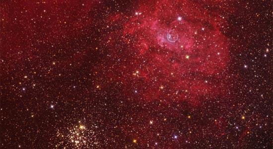 Η Φυσαλίδα και το M52