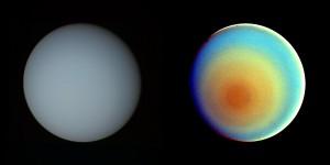 Οι δύο όψεις του Ουρανού