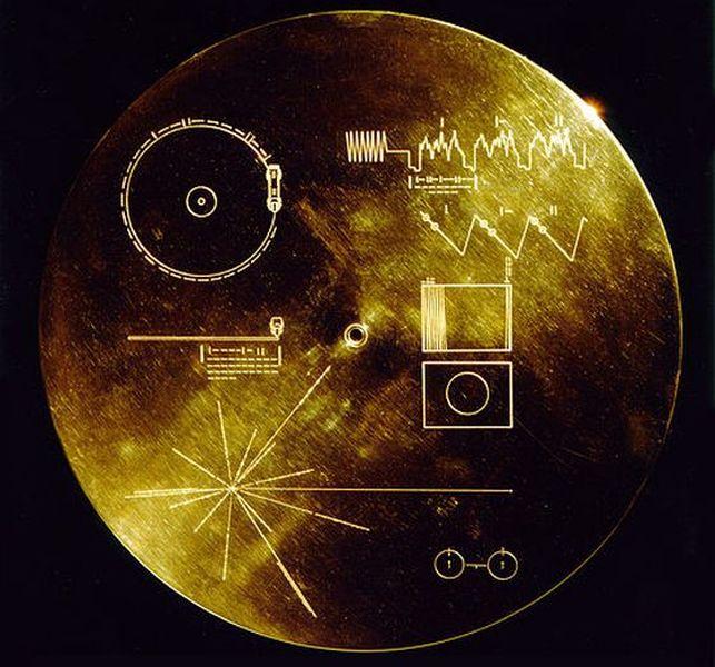 Ο Χρυσός Δίσκος του Voyager