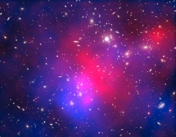Το Σμήνος Γαλαξιών της Πανδώρας