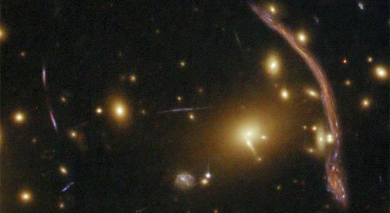 Βαρυτικός Φακός Γαλαξιών