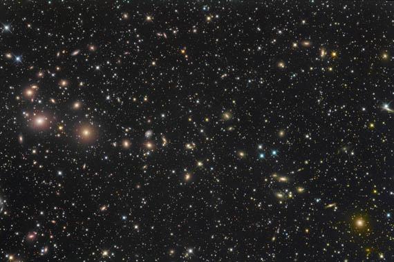 Το Σμήνος Γαλαξιών του Περσέα