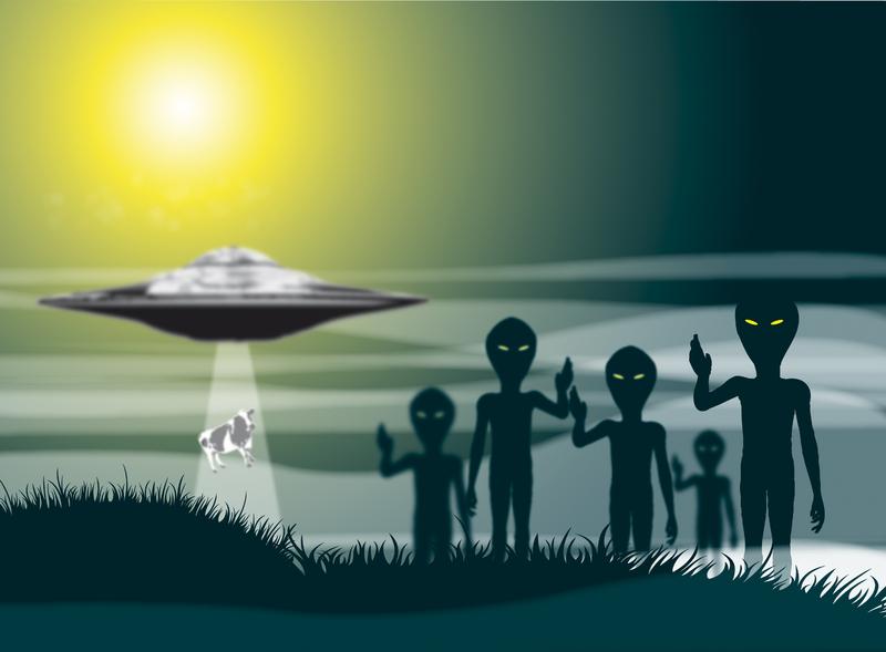 Είναι οι Εξωγήινοι μέρος του Θεϊκού Σχεδίου;