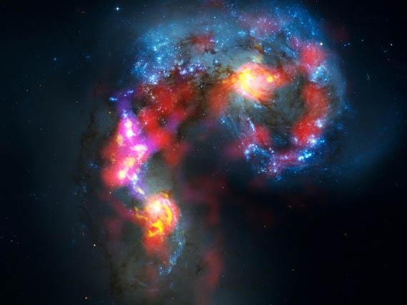 Antennae Galaxies