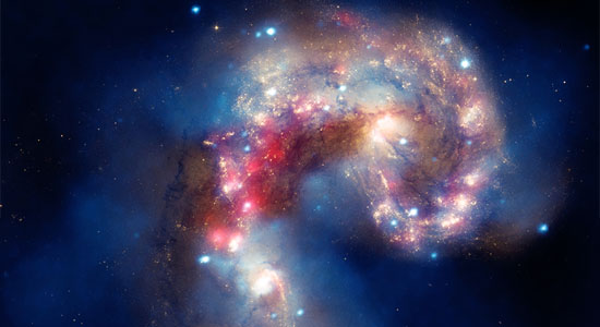 Γαλαξιακή Σύγκρουση