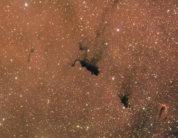 Μοριακό Νέφος Barnard 163