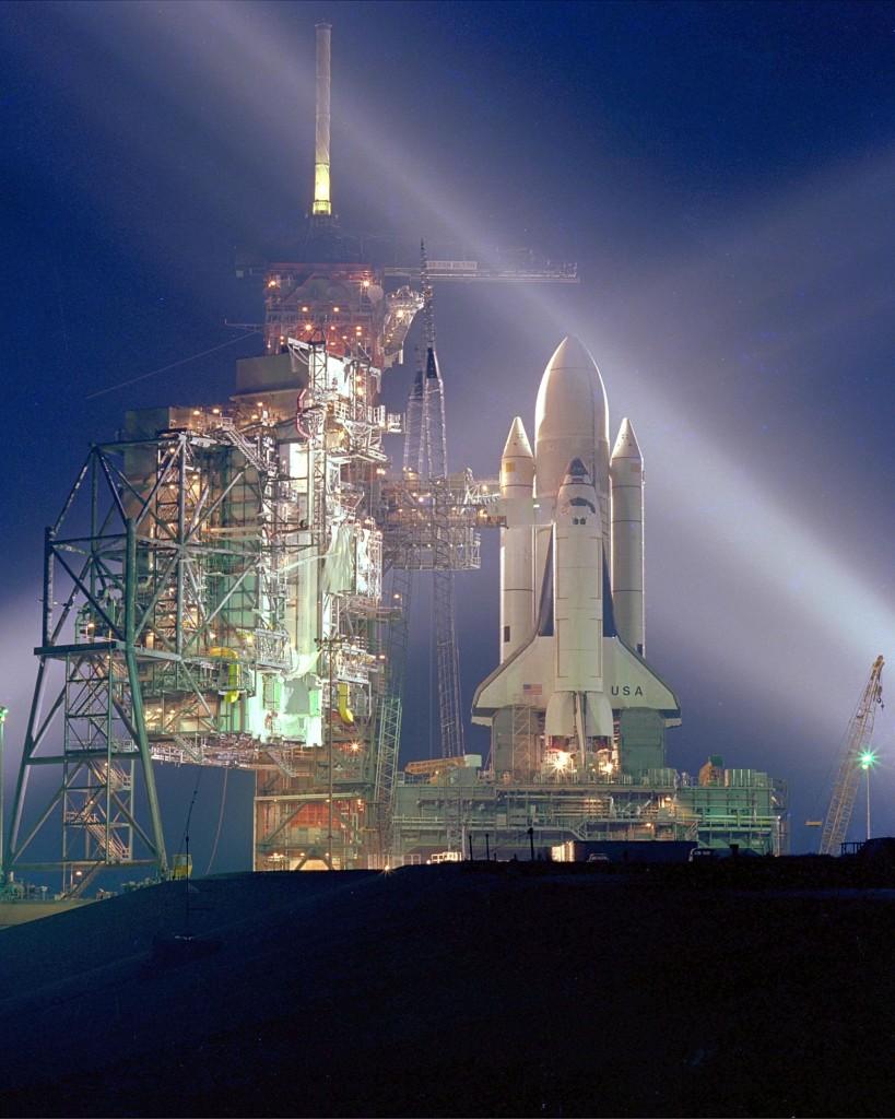 Πρώτη Εκτόξευση Διαστημικού Λεωφορείου