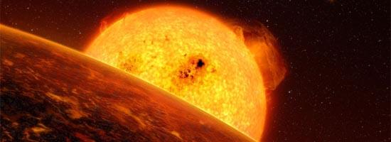 Δορυφόρος Ανακαλύπτει Βραχώδη Πλανήτη
