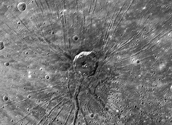 Αραχνοειδής Κρατήρας