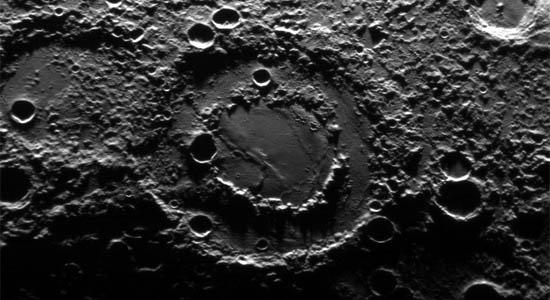 Διπλή Δακτυλοειδής Λεκάνη στον Ερμή