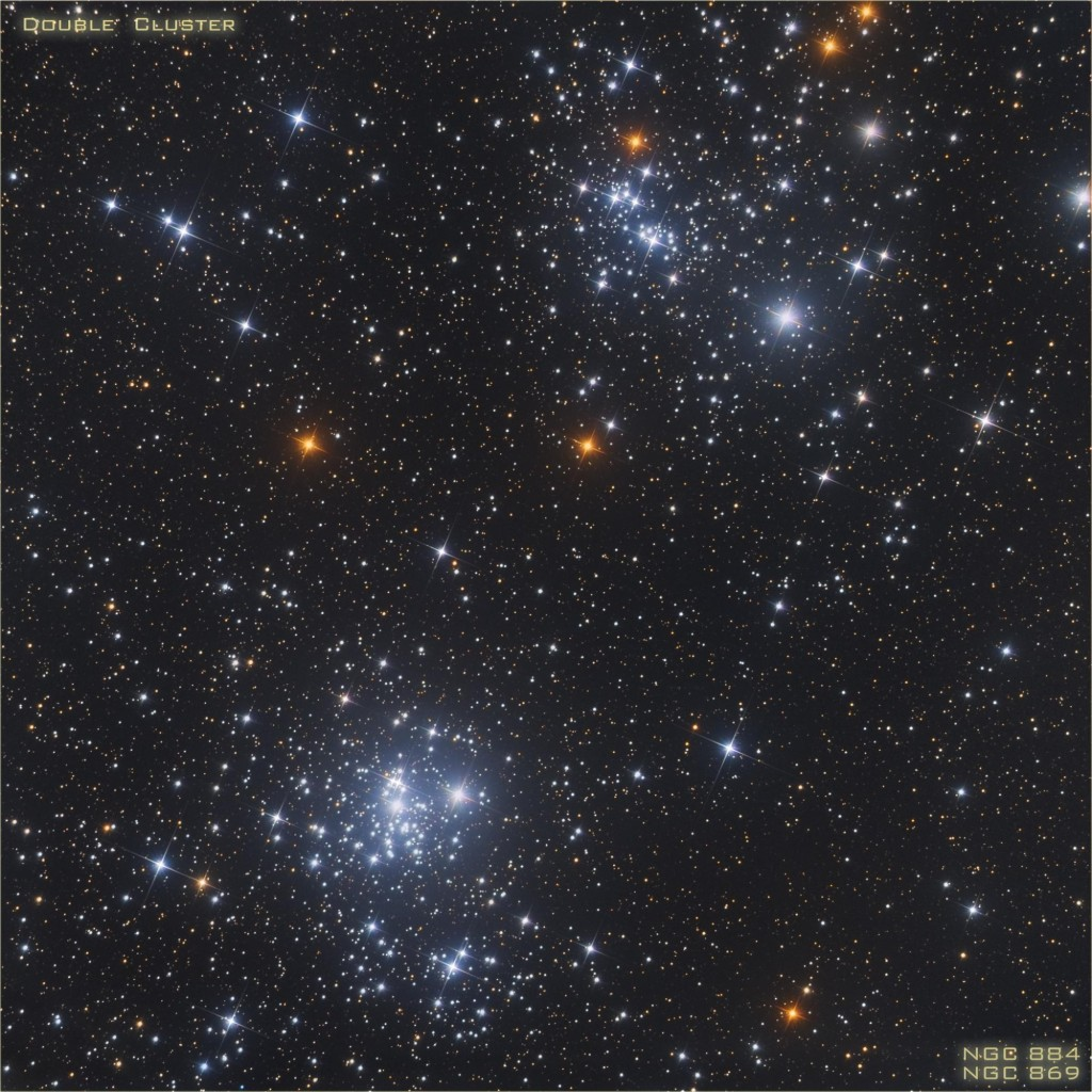 Ένα Διπλό Αστρικό Σμήνος