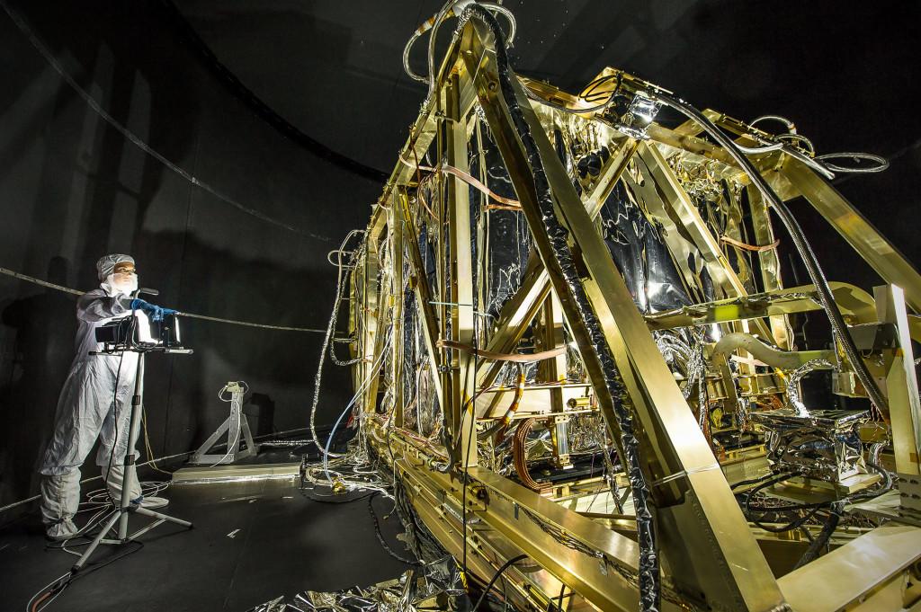 Δοκιμή του Webb Telescope