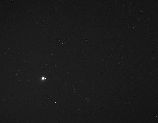 Η Γη και η Σελήνη από το MESSENGER