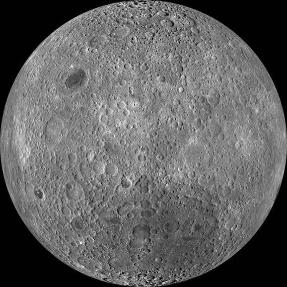 Η Σκοτεινή Πλευρά της Σελήνης