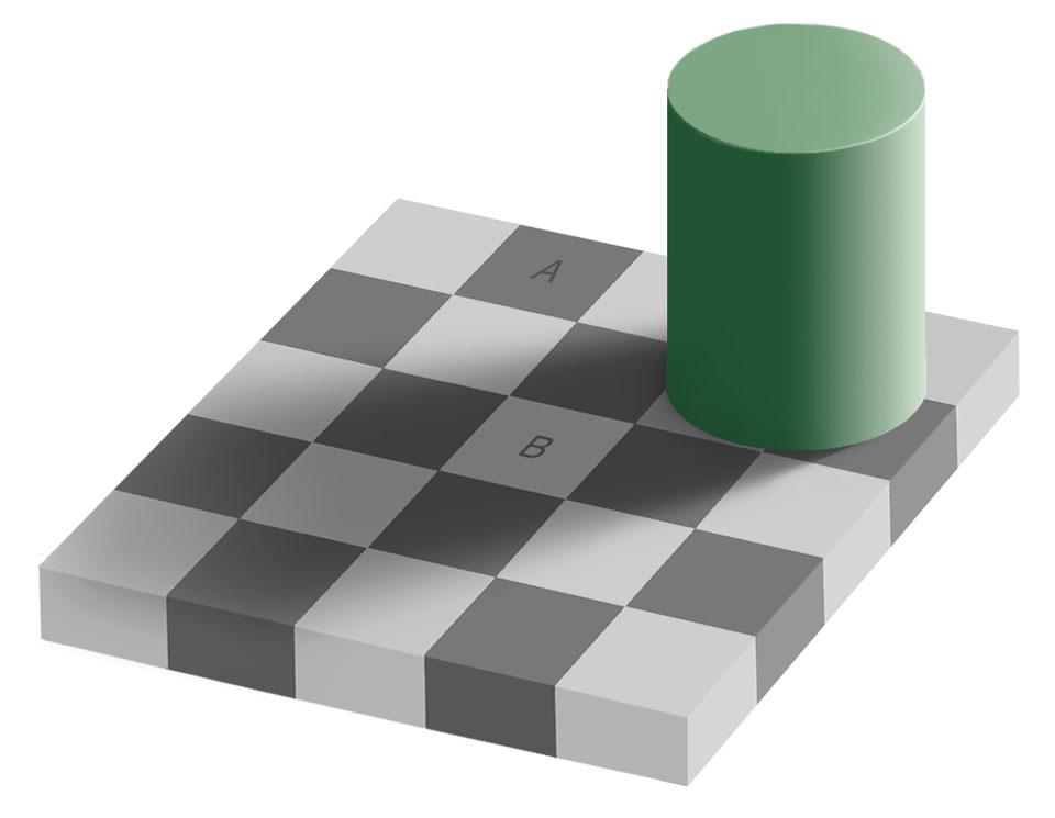 Ψευδαίσθηση Ίδιου Χρώματος