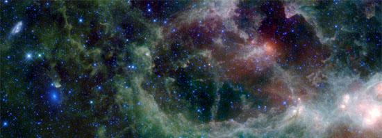 Γαλαξίες Πέρα από τη Καρδιά
