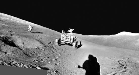 Ένα Πανόραμα από το Apollo 15