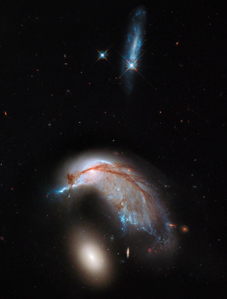 Συγκρουόμενο Γαλαξιακό Ζεύγος