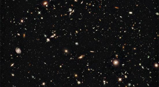Η Αυγή των Γαλαξιών