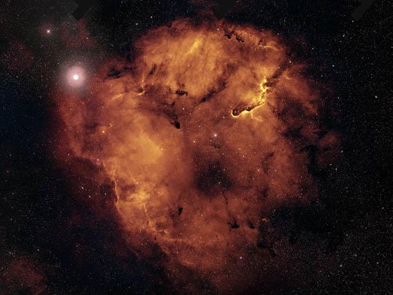 Τα Τέρατα του IC 1396