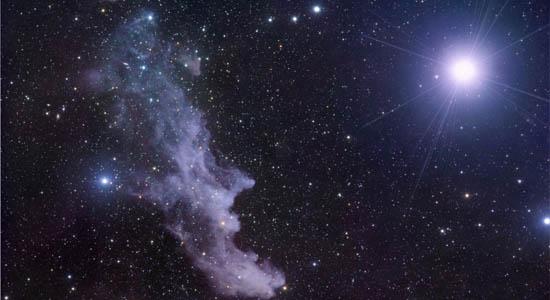 Μια Μάγισσα στην Αστροφεγγιά