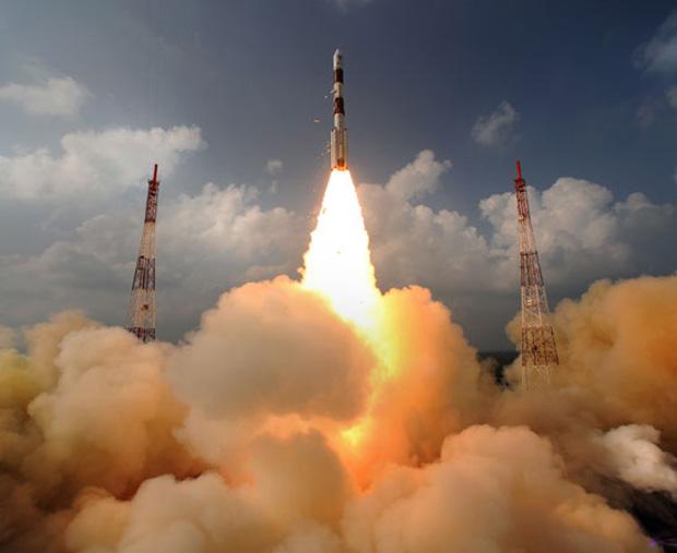Εκτοξεύτηκε η Πρώτη Διαστημοσυσκευή της Ινδίας προς τον Κόκκινο Πλανήτη