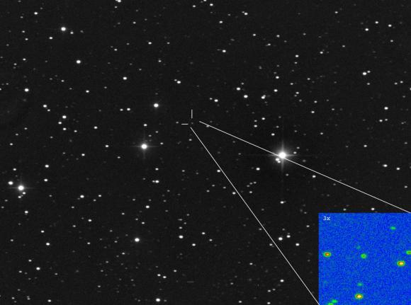 Παρουσιάζοντας τον Κομήτη ISON