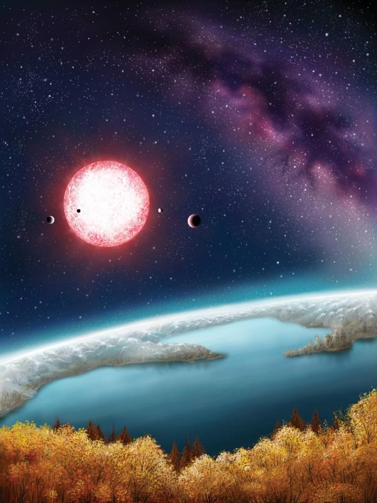Πιθανόν Κατοικήσιμος Εξωγήινος Κόσμος