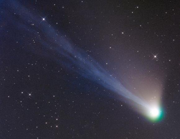 Ουρές του Κομήτη Lemmon