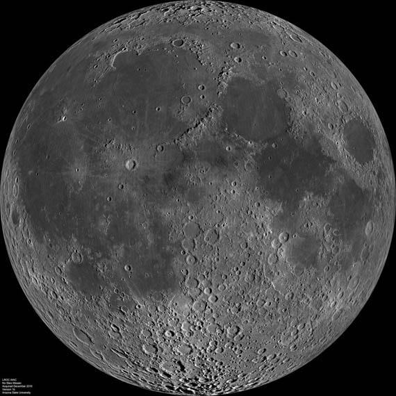 Η Ορατή Πλευρά της Σελήνης