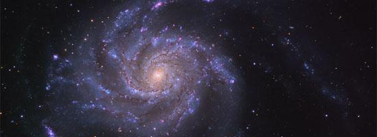 Ο Γαλαξίας Pinwheel