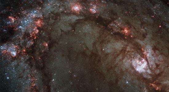 Το Κέντρο του M83