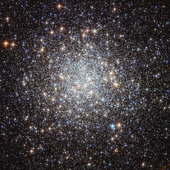 Κοντινό Πλάνο του Messier 9