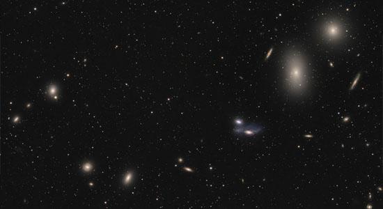 Αλυσίδα Γαλαξιών