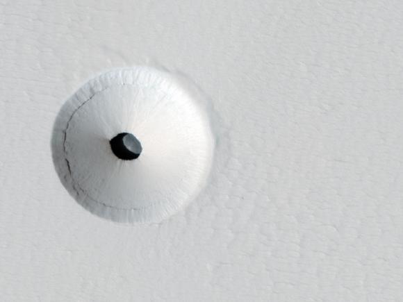 Μια Τρύπα στο Άρη