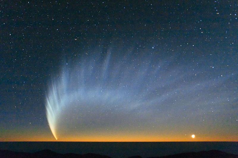 Κομήτης McNaught