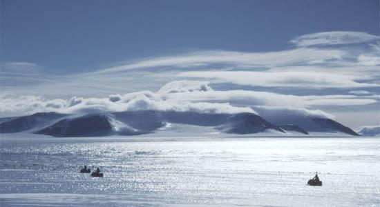 Ψάχνοντας για Μετεωρίτες στην Ανταρκτική