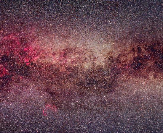 Η Ζώνη του Γαλαξία μας