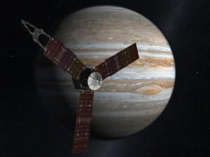 Η διαστημοσυσκευή Juno στον πλανήτη Δία