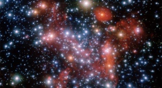 Στο Κέντρο του Γαλαξία