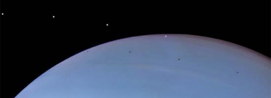 Δέσποινα, Φεγγάρι του Ποσειδώνα