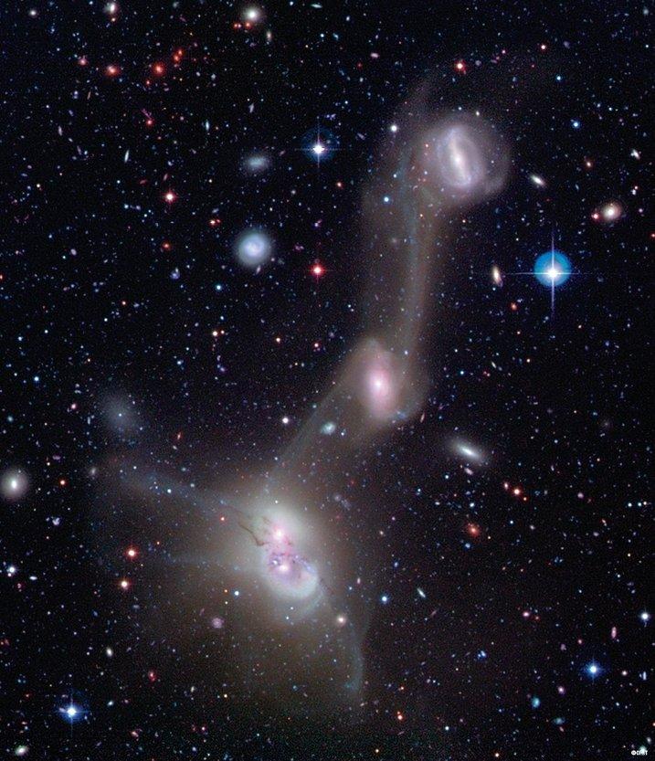 Χορός Σπειροειδών Γαλαξιών